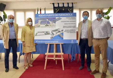 Fritidshamnen i Fuengirola ska totalrenoveras. Foto: Ayto de Fuengirola
