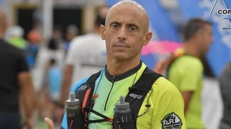 Mario Zumaquero Gómez, 44 år, omkom på söndagen i en trafikolycka.
