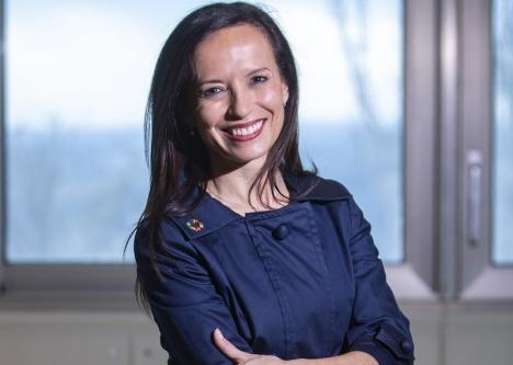 Bolaget Red Eléctrica uppfyller redan regeringens mål för 2022 - att minst 40 procent av styrelsemedlemmarna ska vara kvinnor. Beatriz Corredor Sierra, är gruppens styrelseordförande. Foto: Red Eléctrica