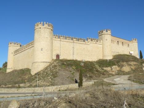 Guardia Civil säljer slottet Maqueda i Toledo för 5,9 miljoner euro.