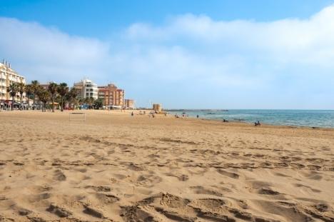 En 60-årig tysk man drunknade i fredags utanför stranden La Mata, i Torrevieja.
