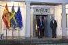 Pedro Sánchez och Stefan Löfven vittnade efter mötet om en konstruktiv anda och menar att målet måste vara att EU går stärkt ur krisen.