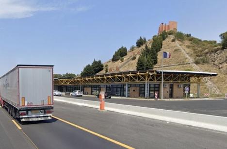 Franrikes premiärminister Jean Castex utesluter ej en stängning av landgränsen till Spanien. Foto: Google Maps