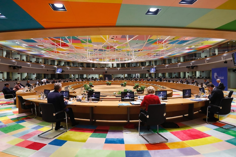 Efter fyra dagars och två nätters förhandlingar lyckades EU-ledarna nå en överenskommelse tisdag 20 juli.