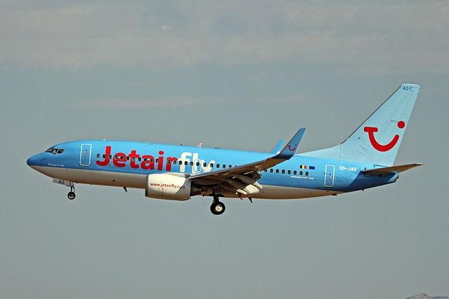Resejätten Tui kommer endast flyga till Balearerna och Kanarieöarna, fram till och med 9 augusti. Foto: Ken Fielding/Wikimedia Commons