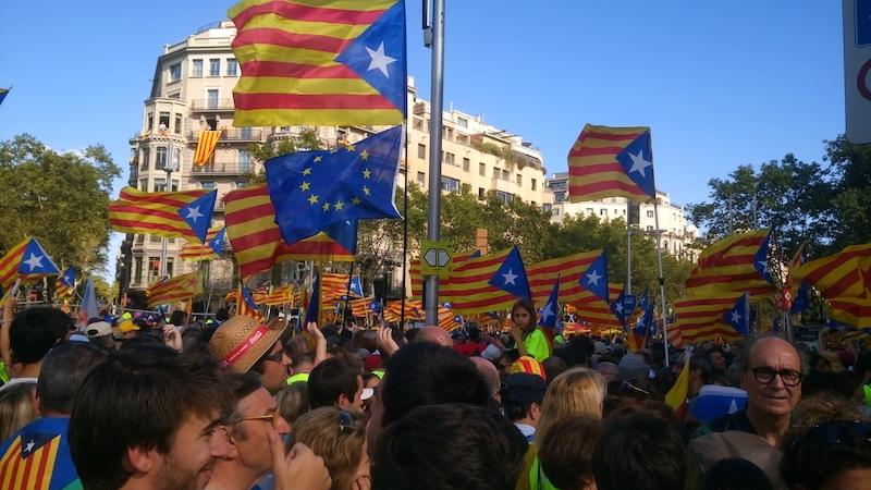 Domstolen upphäver rätten till öppen anstalt för fem fängslade katalanska separatistledare.