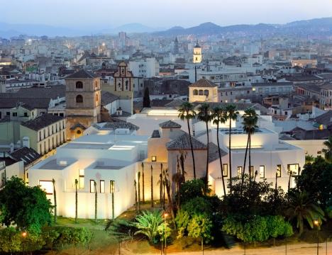 Museo Picasso i Málaga har drabbats hårt av den minskade turismen och tvingas ställa in höstens stora utställning. Foto David Heald, Wikimedia Commons