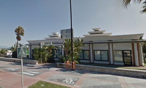 Kokun Ocean Club, vid Los Álamos. Foto: Google Maps