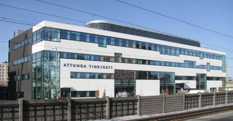 Den misstänkta narkotikahärvan behandlas vid Attunda tingsrätt, utanför Stockholm.