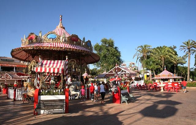 En utsedd konkursförvaltare ska avgöra om den anrika nöjesparken i Arroyo de la Miel går att rädda. Foto: Tivoli World