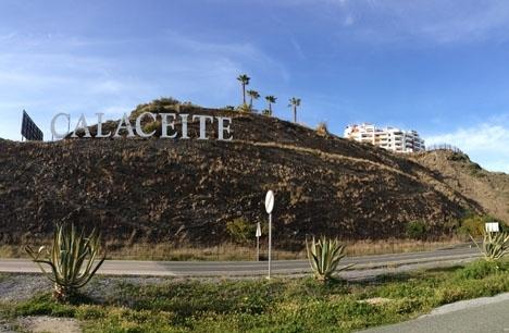 Sedan länge projekteras både en golfanläggning och en fritidshamn vid Calaceite, i Torrox Costa.
