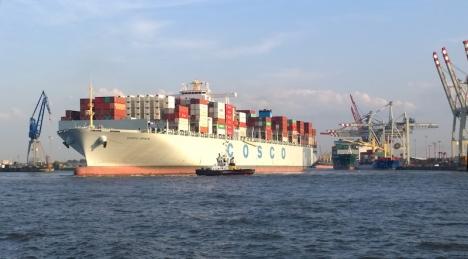 Exporten inom euroområdet gick ned med drygt 13 procent under årets första halvår. Frankrike och Spanien är de länder som drabbats värst.