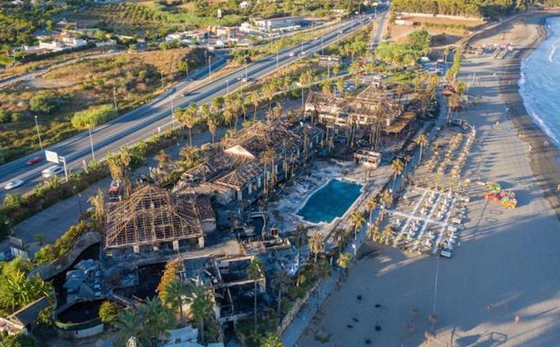 Myndigheterna räknar med att Laguna Village ska kunna öppna igen i april 2021. Foto: Ayuntamiento de Estepona
