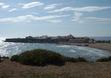 Tabarca är Spaniens minsta befolkade ö, men kanske inte så länge till. Foto: Langes W/Wikimedia Commons