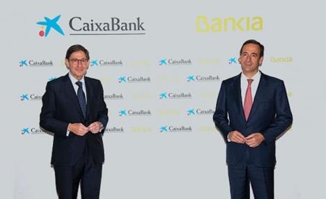 Den nya gruppen kommer att ledas av José Ignacio Goirigolzarri och Gonzalo Gortázar. Foto: CaixaBank