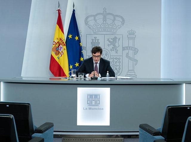 Hälsovårdsministern Salvador Illa, känd för sitt tålamod, fick 25 september nog av Madridstyrets bristande reaktion på den allvarliga smittsituationen i huvudstaden.