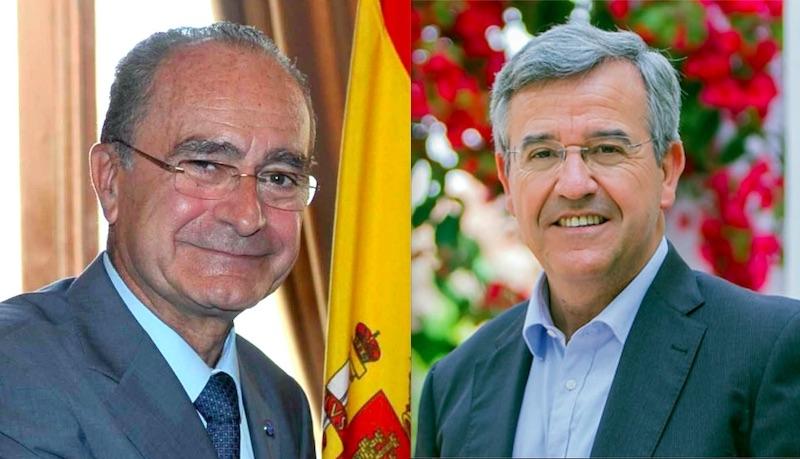 Francisco de la Torre kan komma att lämna över rollen som PP:s kandidat i Málaga inför kommunvalet 2023, till Esteponas José María García Urbano.