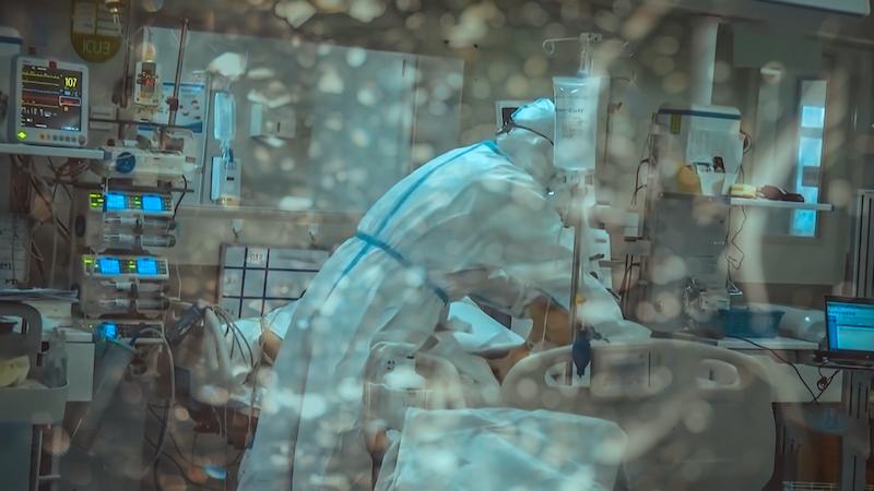 Antalet Covid-patienter i Málaga ökar stadigt, dock är andelen liten jämfört med på andra platser i landet. Endast fem procent av de smittade läggs in. Foto: Shutterstock
