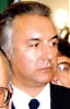 Pedro Román var Gils närmaste man under de första åren vid makten.