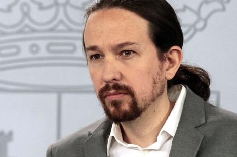 Som riksledamot kan Podemos-ledaren Pablo Iglesias endast processas av Högsta domstolen.