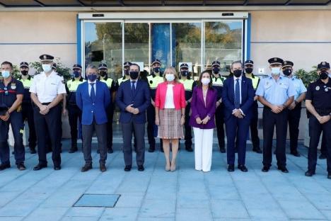 Marbella har upprättat en ny polisenhet som ska jobba informativt och förebyggande mot illegala husockupationer. Foto: Ayuntamiento de Marbella
