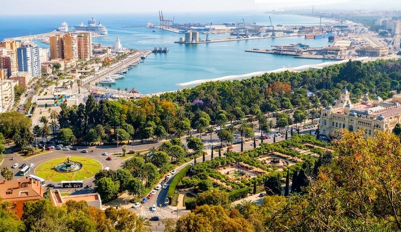 Málaga har den högsta livskvaliteten i hela Spanien. I alla fall enligt stadens egna invånare!
