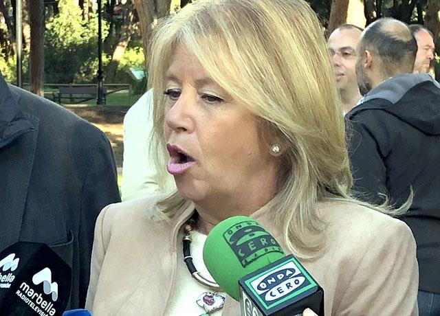 Ángeles Muñoz (PP) frias från anklagelserna om egenmäktigt förfarande.