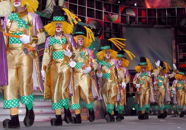Det blir ingen karneval nästa år, varken i Las Palmas eller på Tenerife. Foto. Eva Österlind