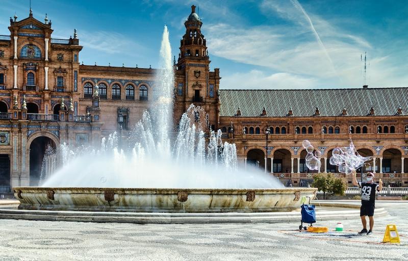 Incidensen i Andalusien har ökat kraftigt de senaste veckorna och hårda restriktioner är att vänta i bland annat Sevilla.