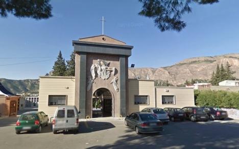 Kyrkogården i Orihuela. Foto: Google Maps