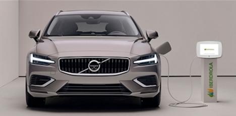 Volvo och Iberdrola lanserar ett samarbete för hållbara transporter. Foto: Iberdrola