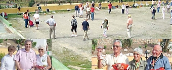 Nära hundra spelare deltog i årets Charity Cup 5 april och intäkterna gick till handikapporganisationen Fuensocial.