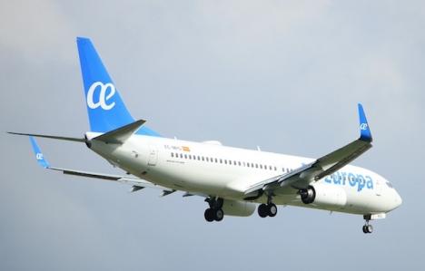 Air Europa har fått statliga lån på sammanlagt 615 miljoner euro.