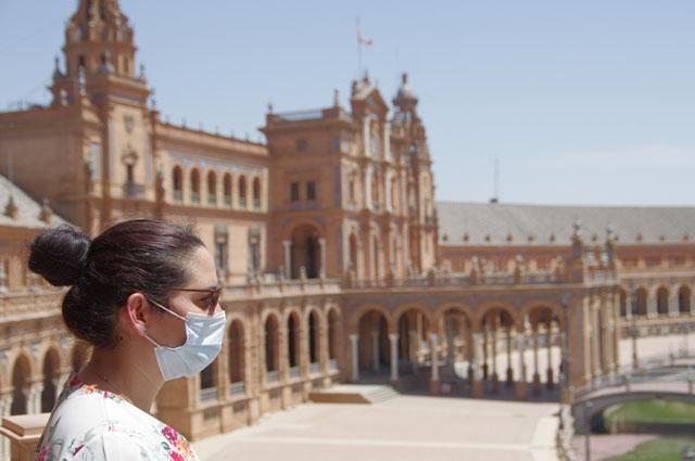 Smittsituationen i Andalusien befinns fortfarande vara utom kontroll.