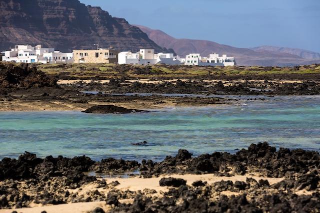Förlisningen inträffade precis utanför Orzola, på norra Lanzarote.