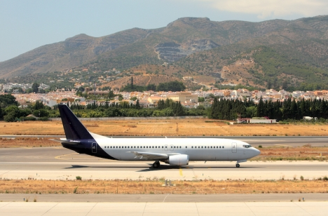 Två plan med flyktingar från Kanarieöarna, har landat på Málagas flygplats innevarande veckan.