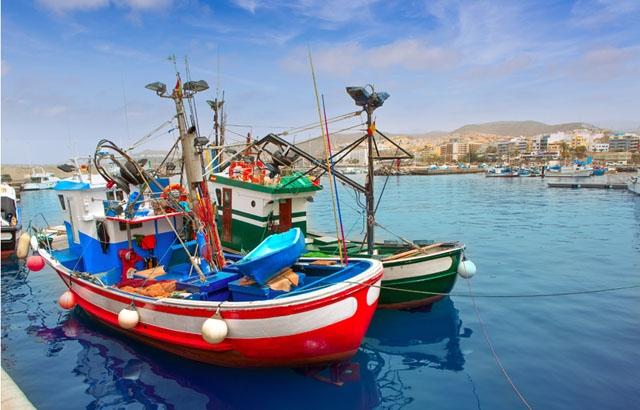 Efter exakt 100 dagar är hamnen i Arguineguín fri från anländande migranter.