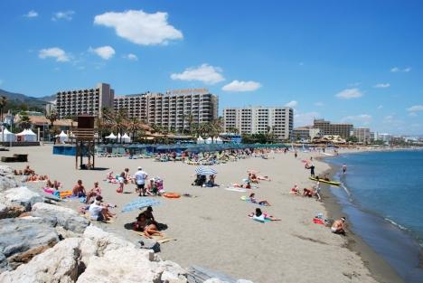 Det dyraste hotellet till salu i Málagaprovinsen och även i Andalusien, ligger i Benalmádena.