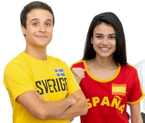 För tredje gången i rad har Sverige och Spanien lottats samman i internationella fotbollssammanhang.