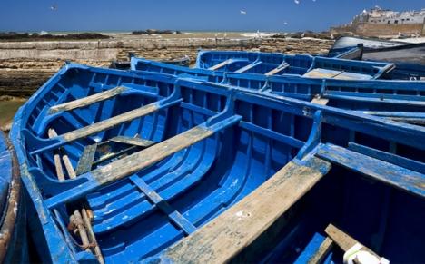 Ligan återanvände sina båtar, som ofta var i undermåligt skick. ARKIVBILD