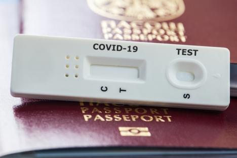 Kanarieöarna nekas att på eget bevåg acceptera antigentest av utländska besökare.