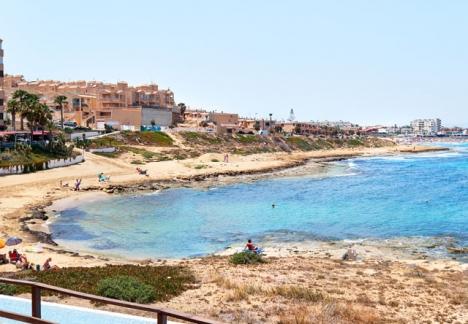 Det senaste dådet inträffade vid Cabo Cervera, i Torrevieja.