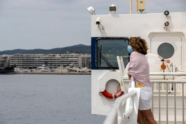 Smittfrekvensen på Ibiza är uppe i hela 690 fall per 100.000 invånare.