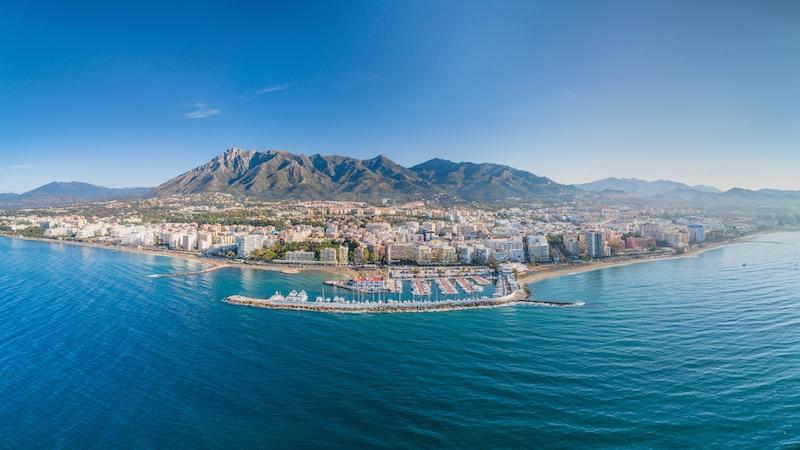 Marbella och Málaga stad anges av OMAU som de minst sårbara fastighetsmarknaderna i provinsen.