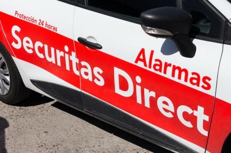 Securitas Direct får bakläxa av de spanska myndigheterna gällande sina modeller för traktamenten och tjänstebilar.