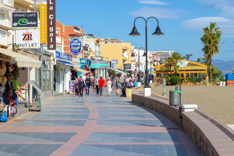 Torremolinos uppges vara en av de kommuner i Málagaprovinsen, med bäst återkastning för dem som köper en bostad att hyra ut.
