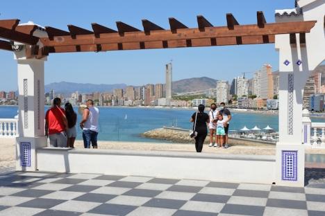 Alicanteprovinsen stod själv för tolv procent av dödsfallen i hela Spanien det senaste dygnet.
