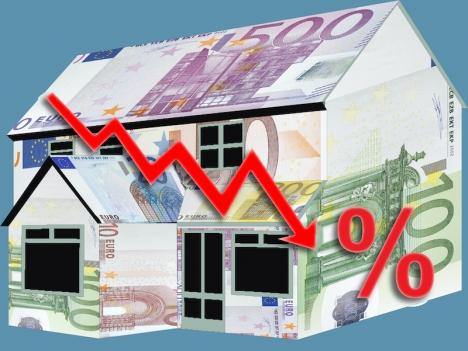 Bolånen i Spanien är för närvarande billigare än någonsin, men samtidigt bland de dyraste i EU.