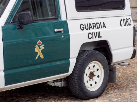 Inbrottstjuven har gripits av Guardia Civil i Torrevieja.