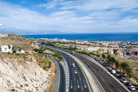 Om allt går enligt planerna ska den nya trafikplatsen vid Arroyo de la Miel vara klar 15 mars.